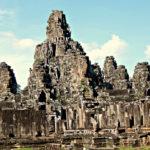 Angkor Thom near Siem Reap