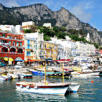 Exploring the Island of Capri, Italy