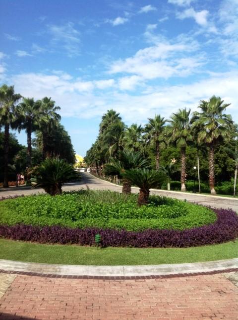Mexico - Mayan Riviera - Bahia Principe Grounds
