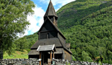 Urnes Stave Church in Norway