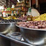 Carmel Market Olive Stand