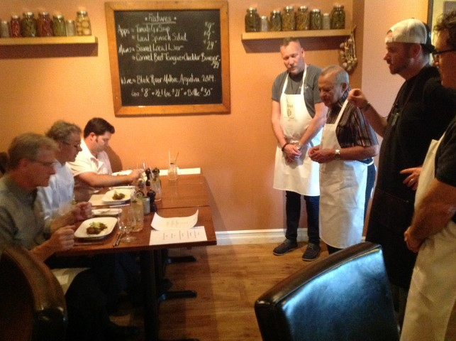 Travel Ontario - Peterborough and the Kawarthas Master Chef Culinary Competition