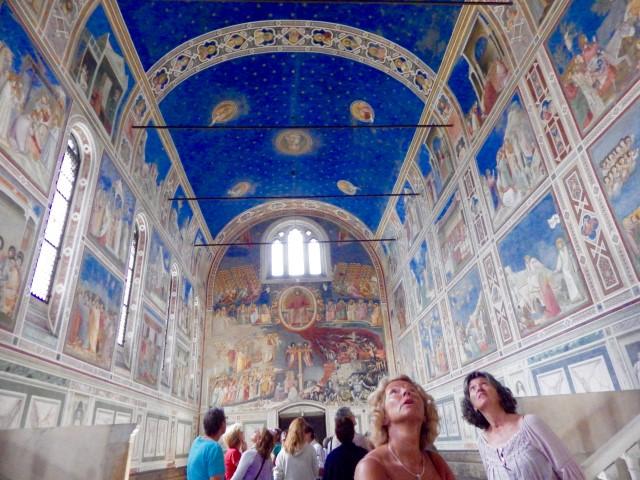 Scrovegni Chapel in Padova