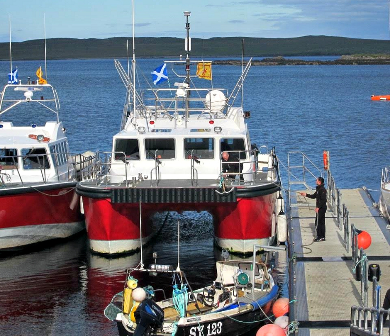 Orca III Ferry