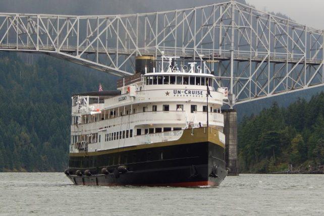 S.S. Legacy - Un-Cruise Adventures