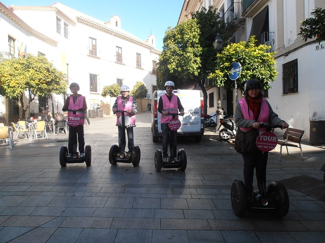 Travel Spain: Segway Tour of Cordoba