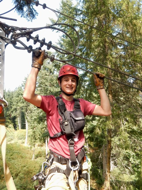 Canopy Tours NW Friendly Staff