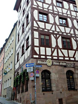 Albrecht Durer Stube - Restaurant in Nuremberg