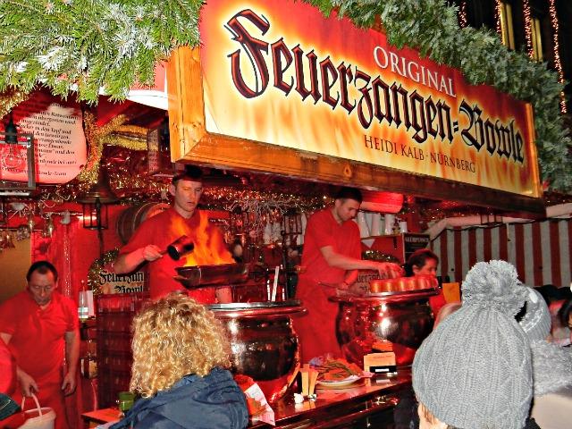 Feuerzangen Bowle - Spiced rum hot drink