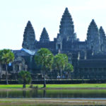 Angkor Wat in Cambodia (photo by WAVEJourney)