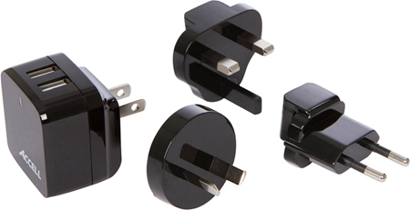 Accell Home or Away International Plug Adapters