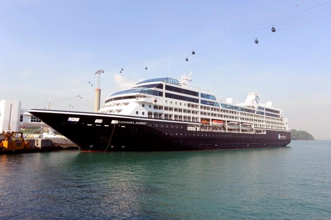 Azamara Journey - photo courtesy of Azamara Club Cruises