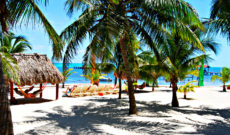Beach in Belize – Ambergris Caye