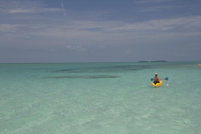 Kayak in the Bahamas - ©Bahamas Ministry Of Tourism