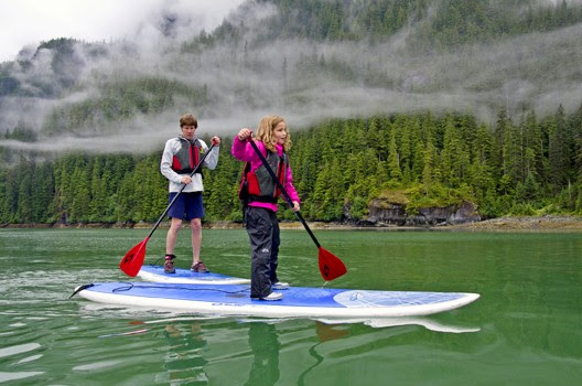 ExploringCircle Alaska Family Cruises