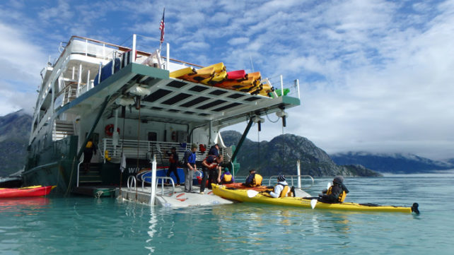 ExploringCircle Family-Oriented Alaska Small Ship Cruises