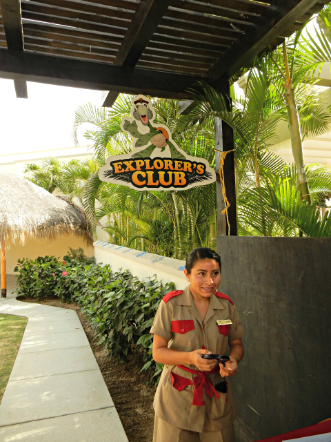 Dreams Los Cabos Kids Explorer's Club
