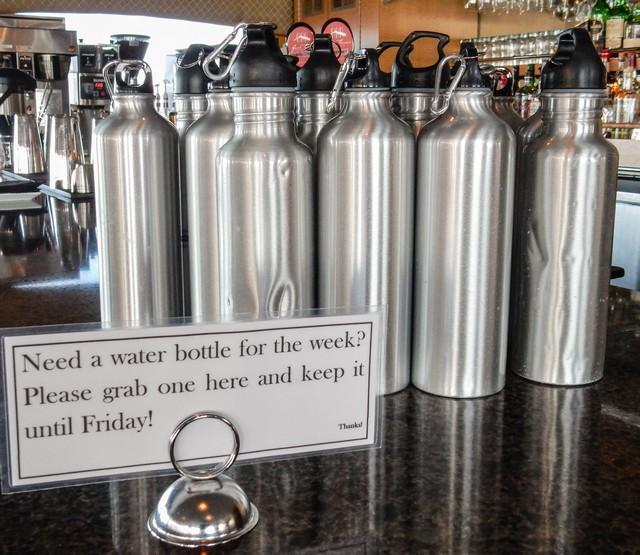 Borrow a Water Bottle