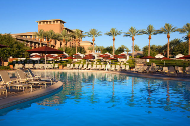 Westin Kierland Resort - Adventure Pool