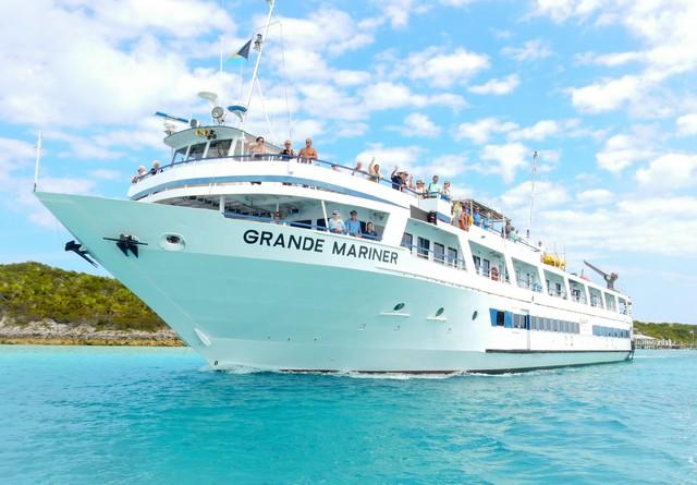 Grande Mariner in The Bahamas