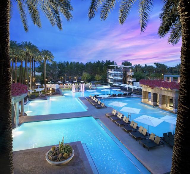 Hyatt Regency Scottsdale Resort New 2.5-Acre Water Playground