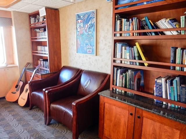 Safari Endeavour Library