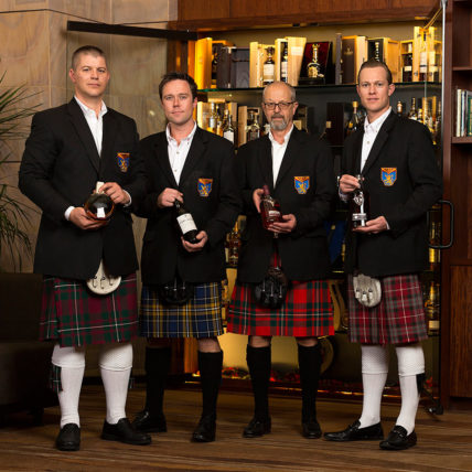 The Scotch Ambassadors