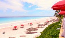 Pink Sand Beach on Harbour Island
