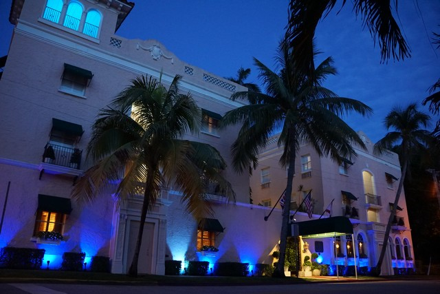 The Chic and Iconic Chesterfield Palm Beach Hotel