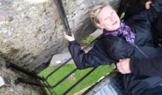 Travel Ireland – Kissing the Blarney Stone