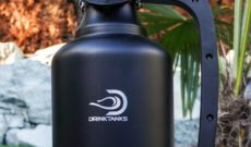 DrinkTanks Juggernaut 128 oz Growler Review