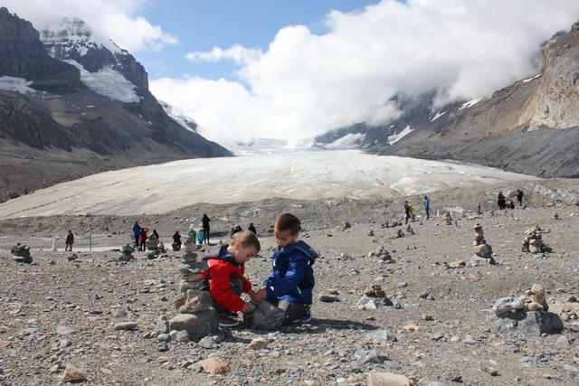 Icefields Parkway - Columbia Icefield