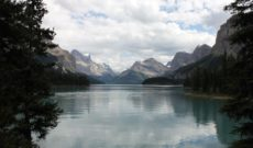 Travelling the Most Scenic Mountain Route in Canada – From Jasper to Banff