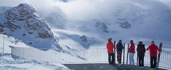 Engadin St Moritz Region - Diavolezza Ski Area