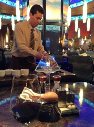 Best Fine Dining Meal - Bimini Steakhouse at Peppermill Reno Resort Casino.