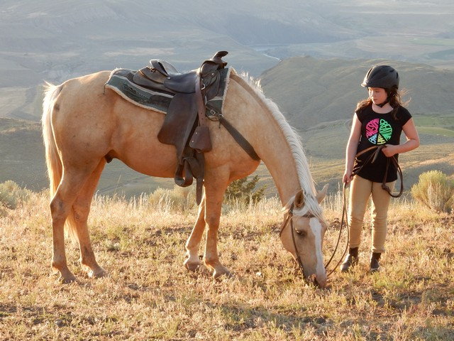 Best Horse Riding Experience - Sundance Guest Ranch in Ashcroft, British Columbia.