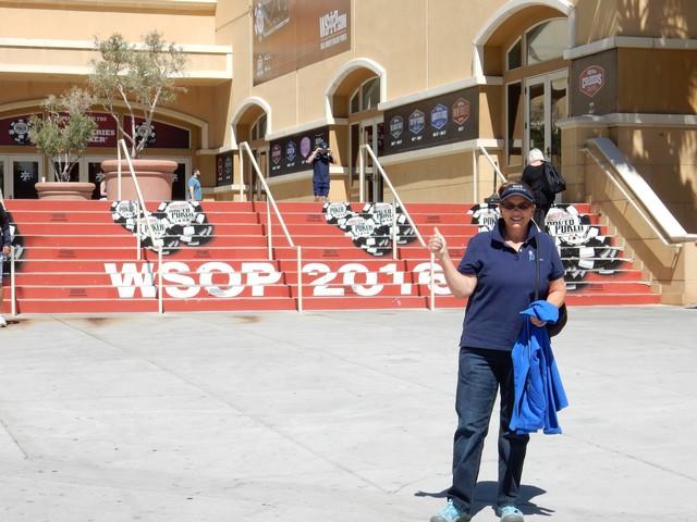 Jill's Top 2016 Highlight - WSOP Ladies Event in Las Vegas