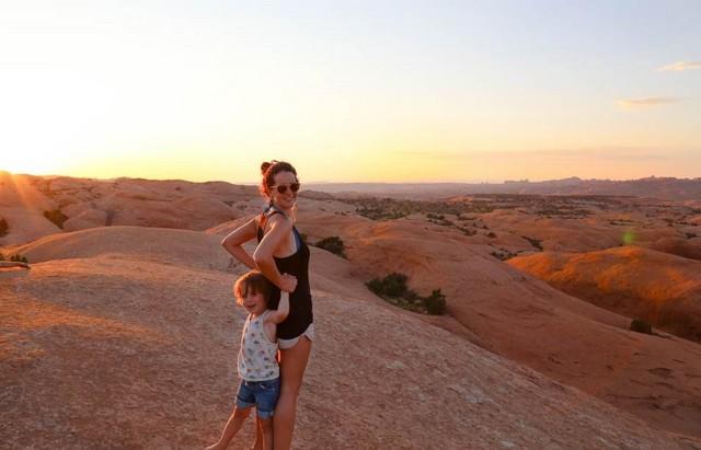 Moab in Utah by Maria Belfort Henriques