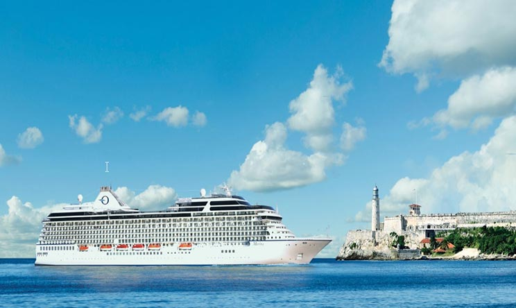 Cruise News: Oceania Cruises - Inaugural Voyages to Cuba