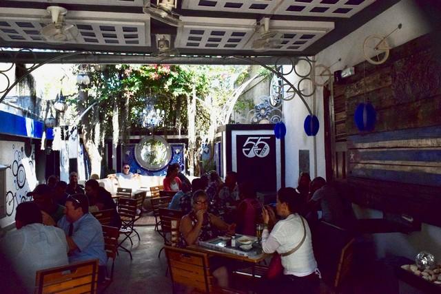 Swanky Bar in Cuba