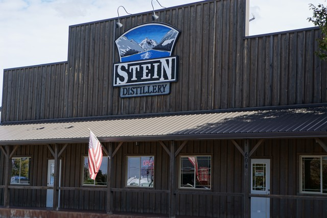 Stein Distillery in Joseph, Oregon