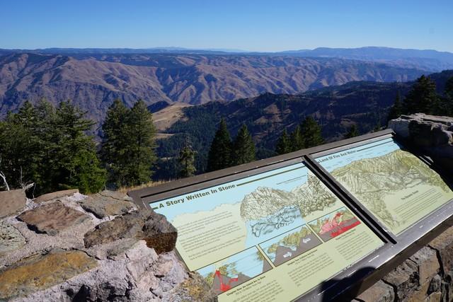 Hells Canyon Overlook