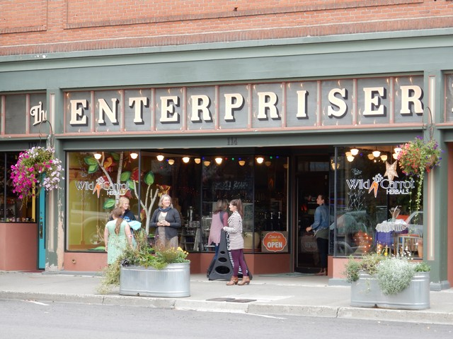 Enterprise, Oregon