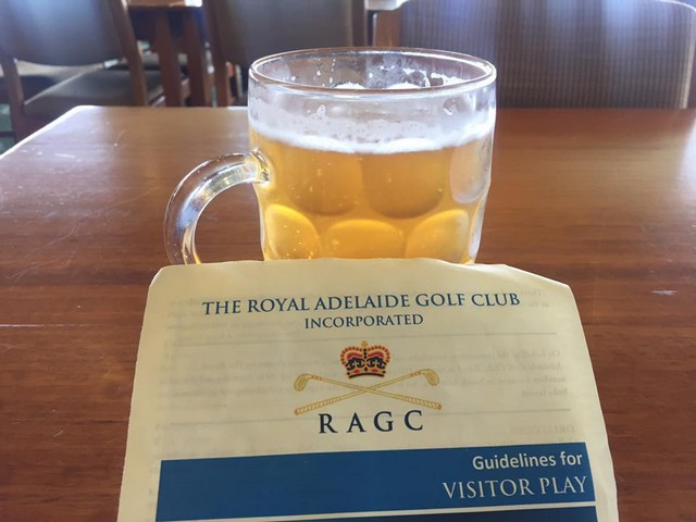 The Royal Adelaide Golf Club