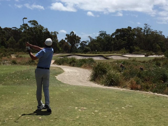 Royal Melbourne Golf Course