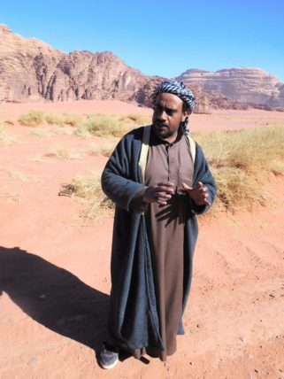 Bedouin Driver and Guide