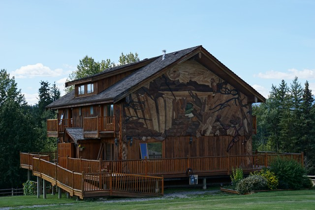 Lookout Lodge at Echo Valley Ranch