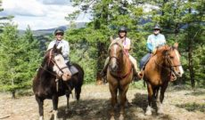 Multi-Generational Summer Adventure at Echo Valley Ranch in British Columbia, Canada