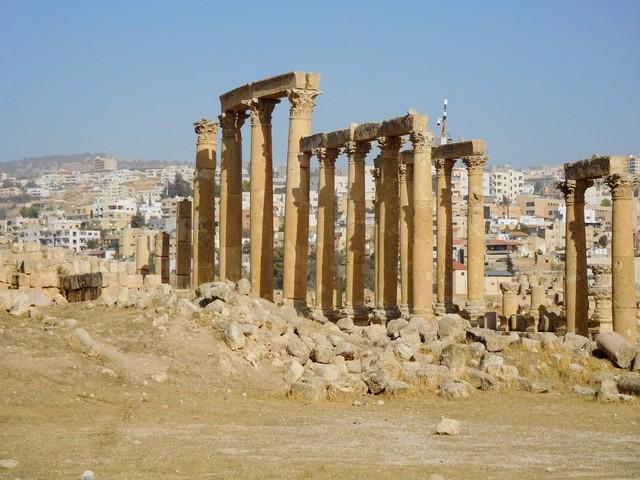 Jerash Greco-Roman Ruins