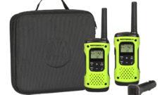 WJ Tested: Motorola T605 Two-Way Waterproof Radios Review